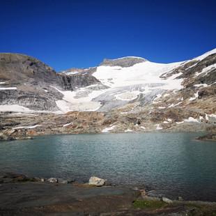 Tour des Glaciers de la Vanoise - Dag 5 - Refuge de l'Arpont > Refuge de Plan Sec