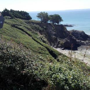 GR34 Sentier des Douaniers - Inleiding