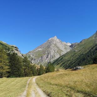 Tour des Glaciers de la Vanoise - Dag 1 - Modane > Refuge du Fond d'Aussois