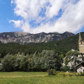 GR5 Traversée des Alpes - Dag 15 - Plampinet > Briançon