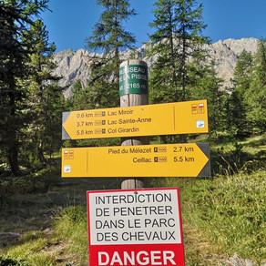 GR5 Traversée des Alpes - Conclusie