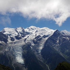 GR5 Traversée des Alpes - Dag 6 - Refuge de Moëde Anterne > Les Houches