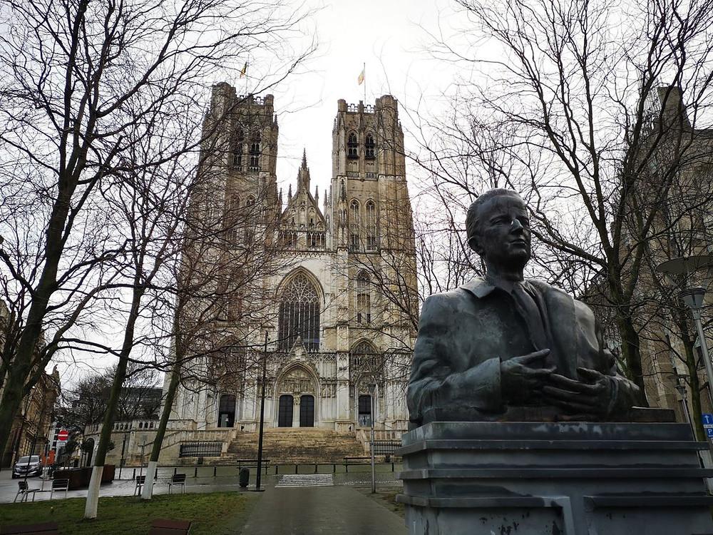 De Sint-Michiels en Sint-Goedelekathedraal
