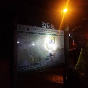 Nachttocht: Spa > Aywaille (23,6 km)