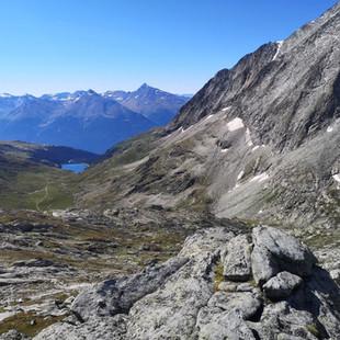 Tour des Glaciers de la Vanoise - Dag 2 - Refuge du Fond d'Aussois > Pralognan