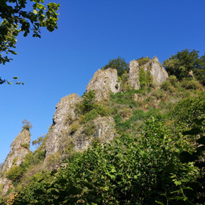 Eifelsteig - Dag 6 - Gerolstein > Dronketurm
