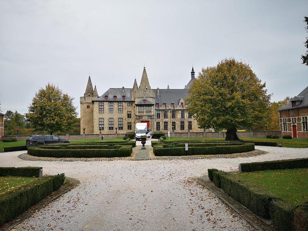 Kasteel van Laarne