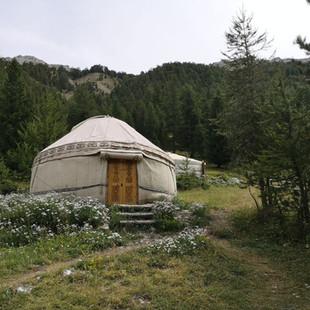 GR5 Traversée des Alpes - Dag 16 - Briançon > Lac de Roue