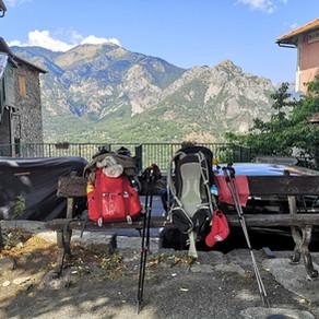 GR5 Traversée des Alpes - Dag 26 - Saint-Martin-Vésubie > Col de Turini