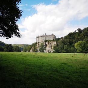 Dagtocht: Houyet > Anseremme (26,1 km)