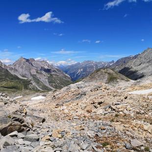 GR5 Traversée des Alpes - Dag 12 - Pralognan > Modane