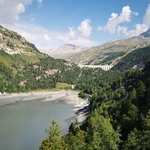 Tour des Glaciers de la Vanoise - Dag 6 - Refuge de Plan Sec > Modane