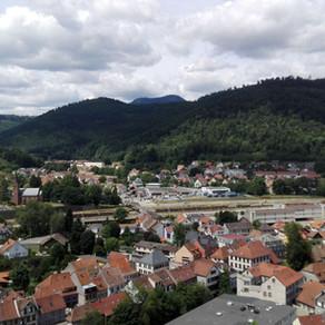 GR5 Traversée des Vosges - Dag 1 - Schirmeck > Le Hohwald