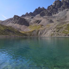 GR5 Traversée des Alpes - Dag 19 - Ceillac > Fouillouse