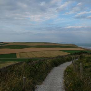 GR120 Sentier du Littoral - Dag 4 - Escalles > Les Hemmes d'Oye