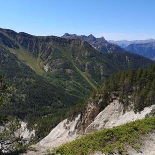GR5 Traversée des Alpes - Dag 17 - Lac de Roue > Ceillac