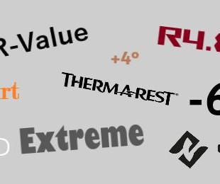 R-waarde en temperatuurindicatie van jouw slaapsysteem uitgelegd