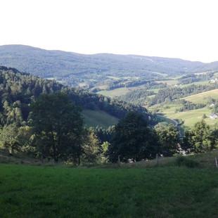 GR5 Traversée des Vosges - Dag 5 - Le Haïcot > Les Trois Fours
