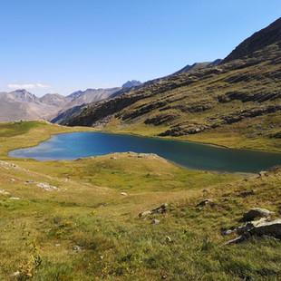 GR5 Traversée des Alpes - Dag 21 - Larche > Bousiéyas