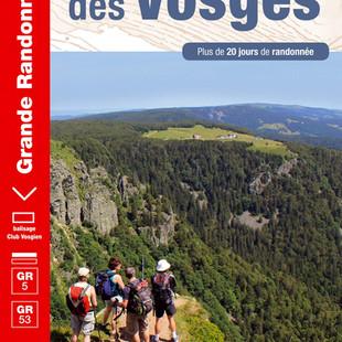 GR5 Traversée des Vosges - Inleiding