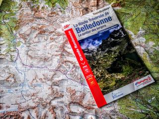 GR738 Haute Traversée de Belledonne - Inleiding