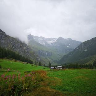 GR5 Traversée des Alpes - Dag 10 - Landry > Val Claret