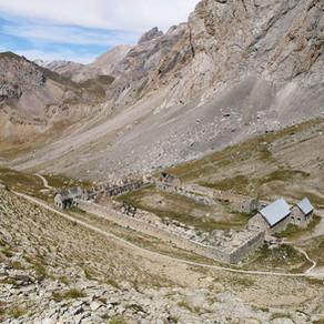 GR5 Traversée des Alpes - Dag 20 - Fouillouse > Larche