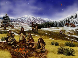 Who Were Early Human Ancestors According to the Fossil Record?