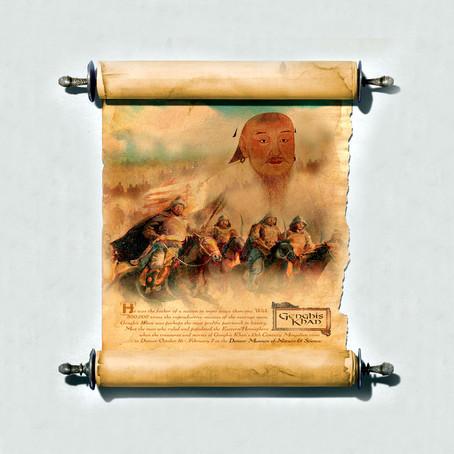 Imperadores do Passado #1 Genghis Khan