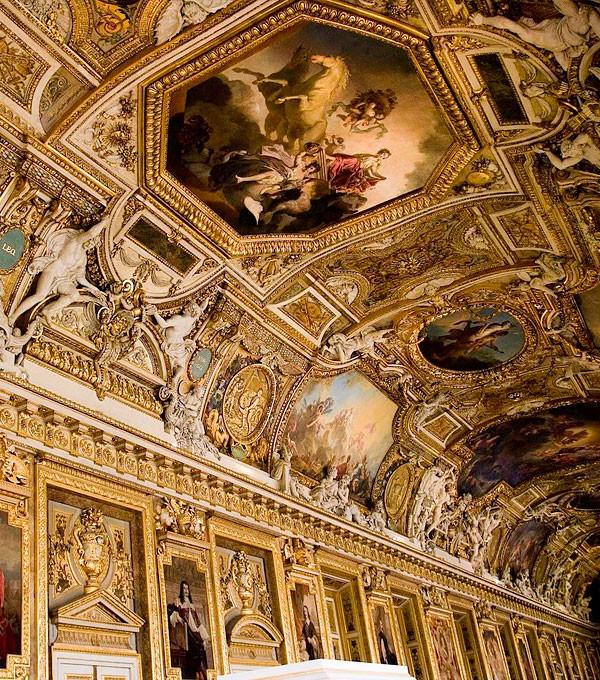 Museu do Louvre Paris, França
