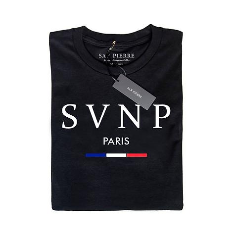 camiseta, svnp, san pierre, t-shirt, long line, long muscle, svnp paris, streetwear