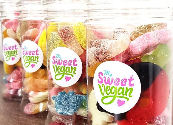 250g Vegan Sweet Jar