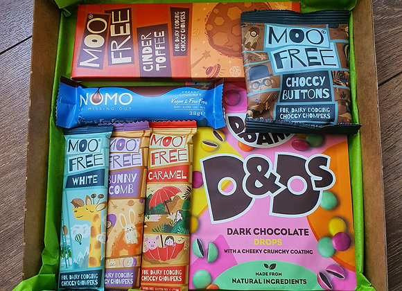 Chocolate Vegan Box Assortment