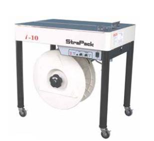 i-10 Semi-Automatic Strapping Machine
