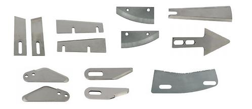Processing Blades