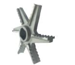 6 arm straight serrated