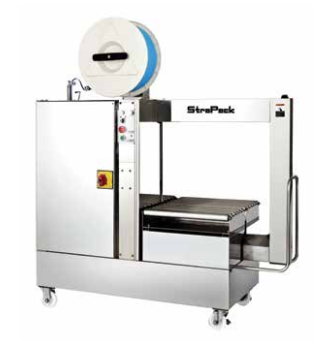 RQ-7000M Stainless Steel Automatic Strapping Machine