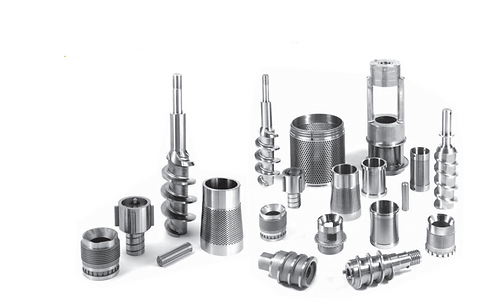 Mdm Parts Such As Augers, Screens, Valves, Sleeves Etc.