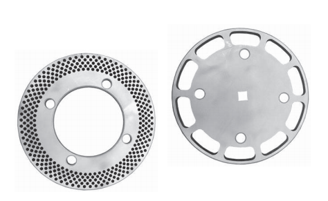 Stationary Rings & Spacers