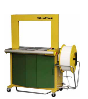 RQ-8A Fully Automated Strapping Machine