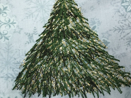 Easier to make than to spell: O Tannenbaum