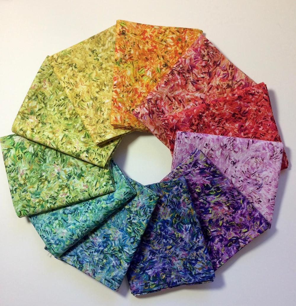 Robert Kaufman, Monet Fabrics