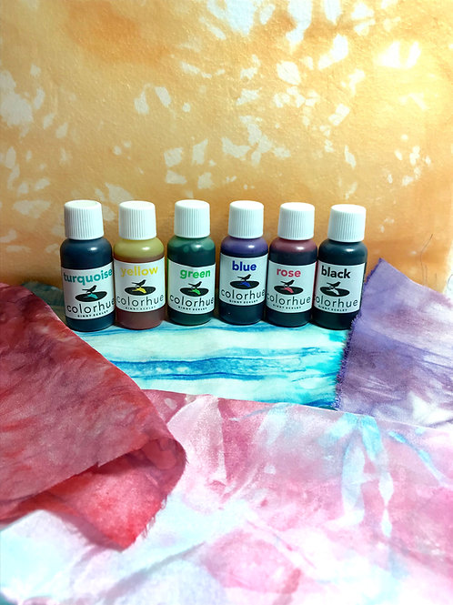 Color Hue Dye Kit