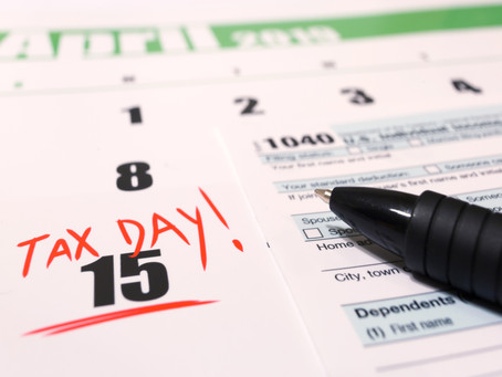 IRS Deadline and Payment Relief