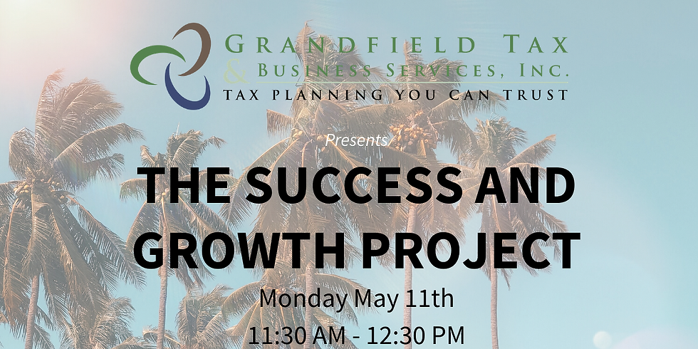 The Success and Growth Project