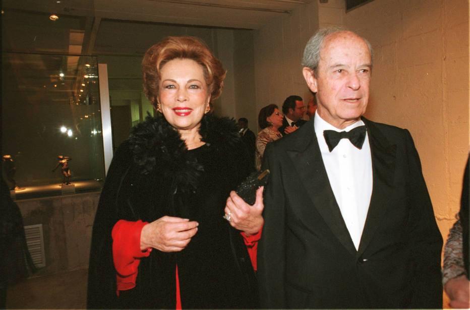 Aloysio Faria e Cléa Dalva