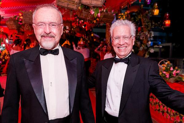 Ricardo Cravo Albin e Sergio Fonta