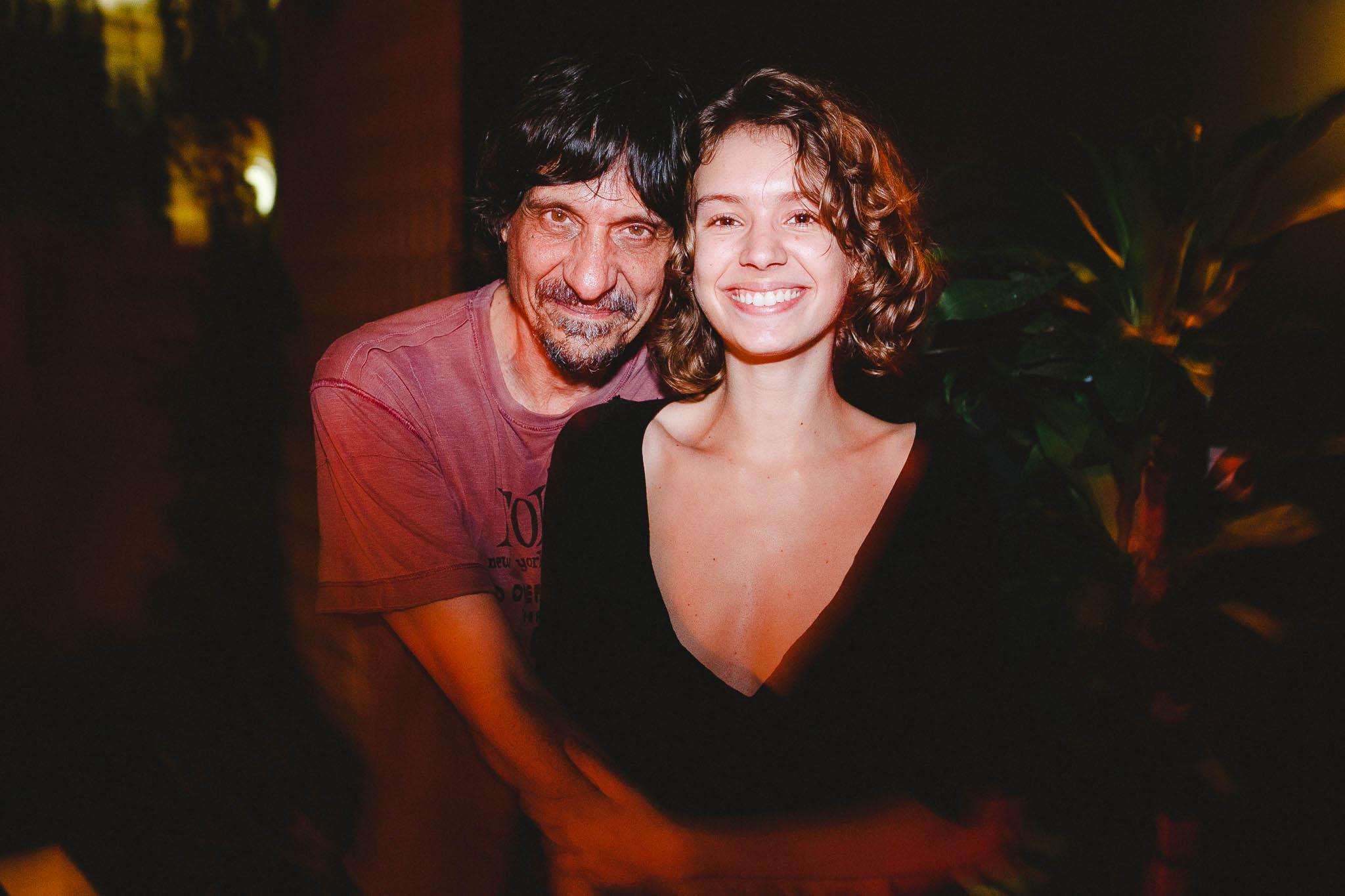 Eduardo Peninha e Lizia Bueno