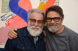 Jorge Calfo e Raimundo Rodriguez