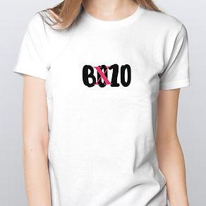 Camiseta Feminina Bozo Não